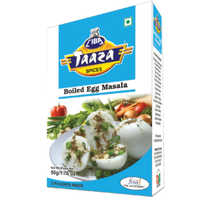 Boiled egg Masala 50gm