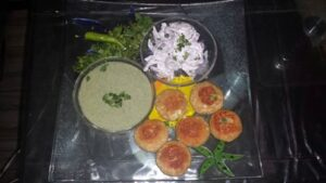 North Indian Speciality- Dahi Kabab!