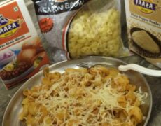 Cheese Macaroni By Tanvi Goyal