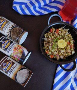 Sprout Salad By Ruchika Vineet Sapra