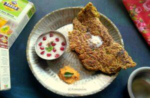 Thalipeeth By Poonam Bachhav