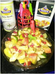 Fruit Chaat By Priya Vicky Garg