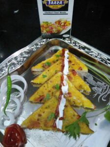 Chatpata Sandwich By Rekha Goyal