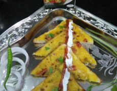 Chatpata Sandwich By Rekha Goyal