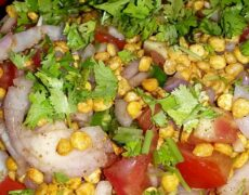 Chana Dal Bhel By Somya Gupta