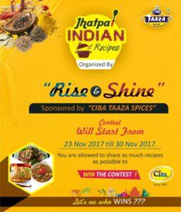 Jhatpat INDIAN Recipes