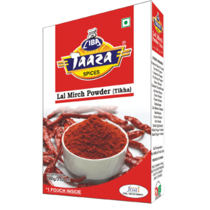 Lal Mirch Powder Tikha 100gm