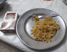 Chana dal khichdi By Micky