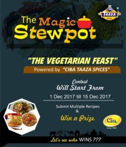 The Magic Stewpot