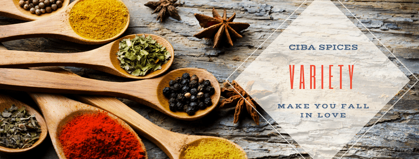 ciba spices
