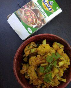 Dry Aloo Gobi By Ruchika Vineet Sapra