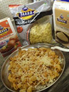 Cheese Macaroni By Tanvi Goyal