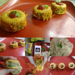 Monaco Potato Sandwich By Somya Gupta