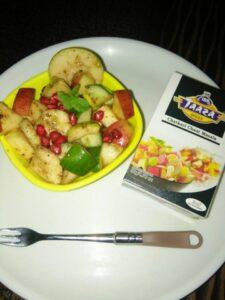 Fruit Chaat By Rekha Goyal