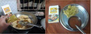 Masala Pulao With Tomato Curry By Meenarkshi Kapu