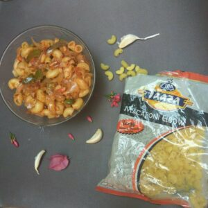 Macaroni By Taru Sindhwani